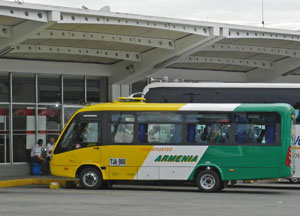 Bus Transportes Armenia